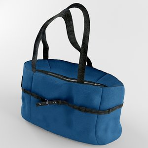 handbag bag 3d model