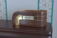 Art Deco Clock A