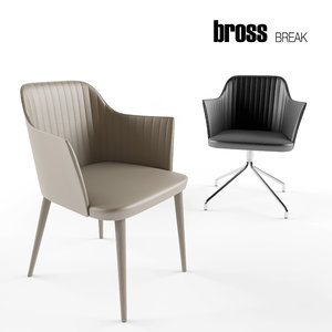 max bross break armchairs