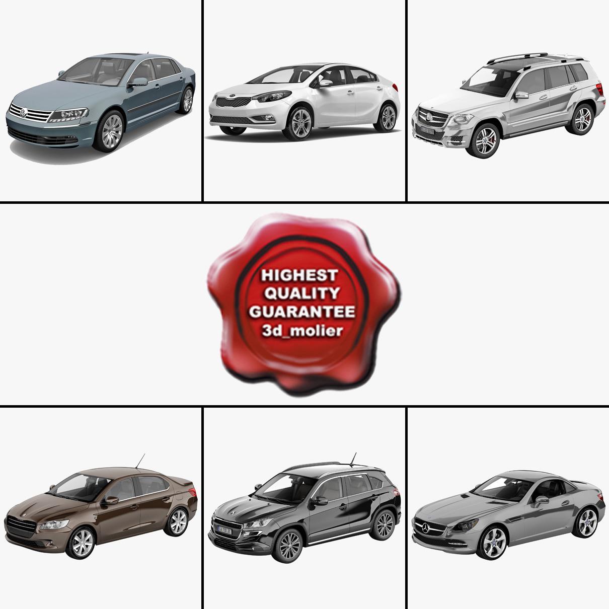 cars 13 3d model
