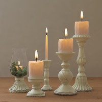 Leah candle holders