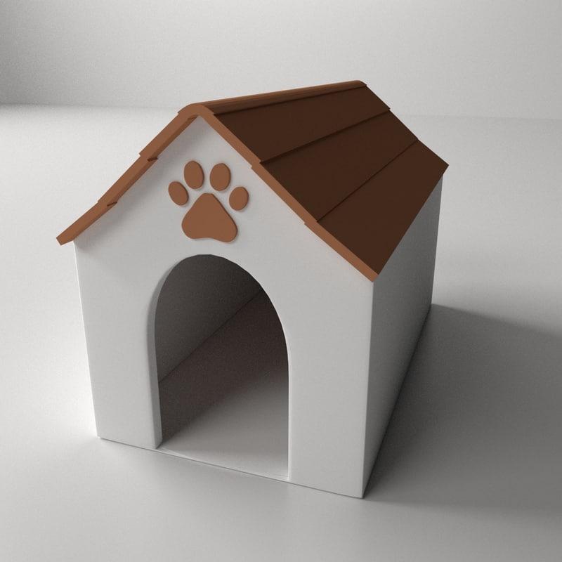 maya dog house