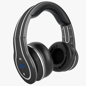 3d model sync headphones 50
