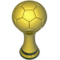 world football cup 3d max