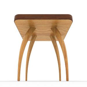 max design table wood