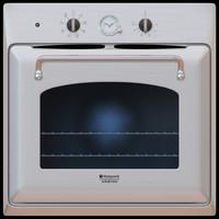 3d max oven hotpoint ariston ft