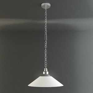 3d model ikea kroby pendant lamp