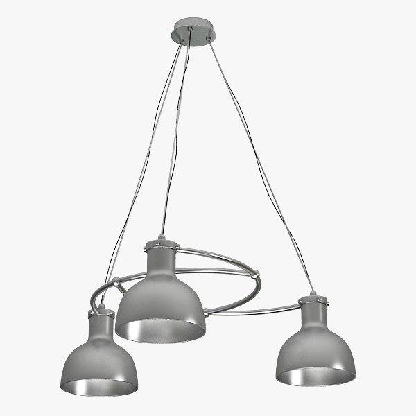 lamp hanging 3d max