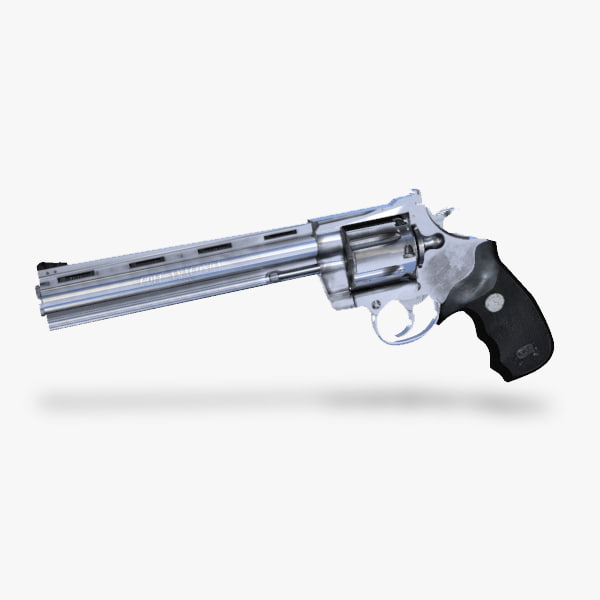 max colt anaconda gun