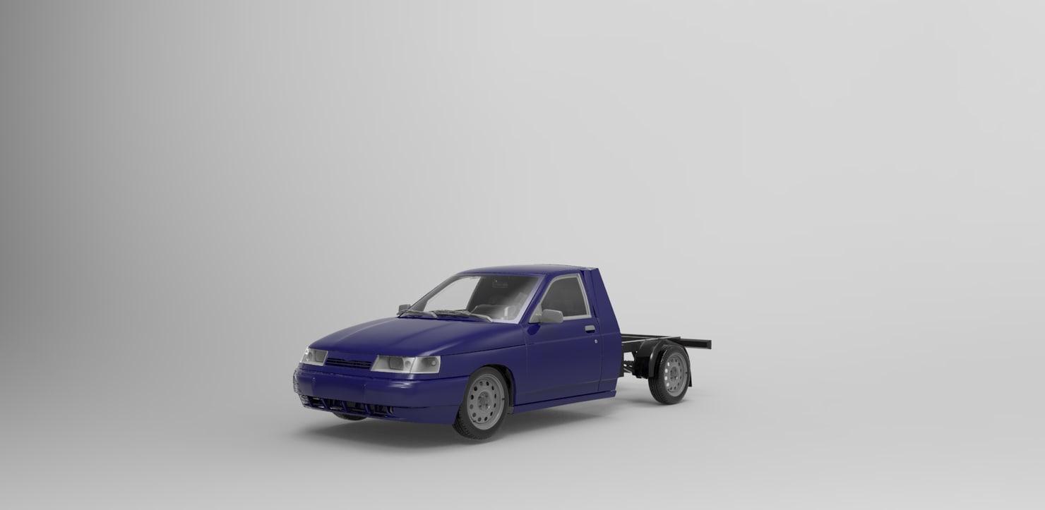 3d model bogdan 2311