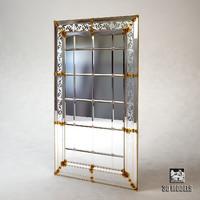3dsmax arte veneziana floor mirror