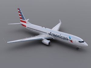 aircraft aa 3d model