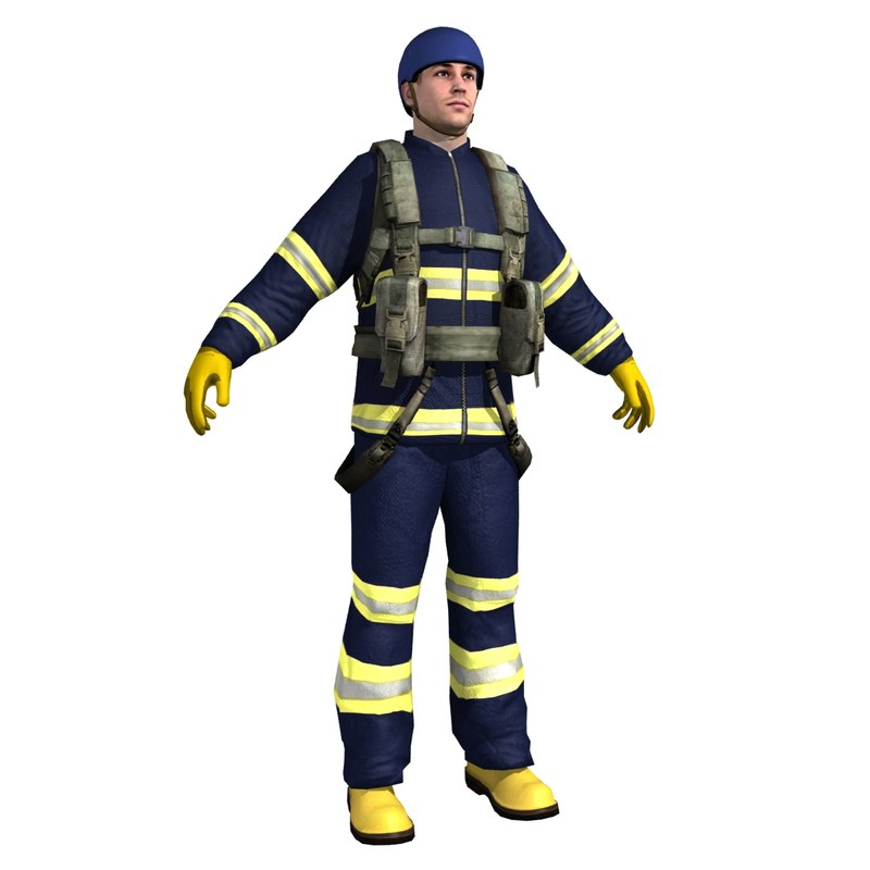 3d rescue guard