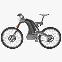 beastly electric hybrid bike 3d 3ds