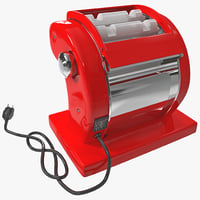 3d electric pasta machine prago