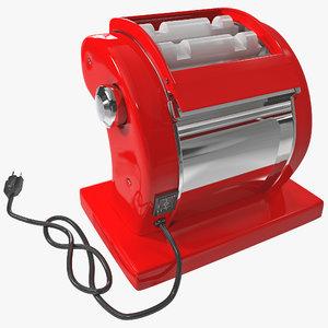 3d electric pasta machine prago
