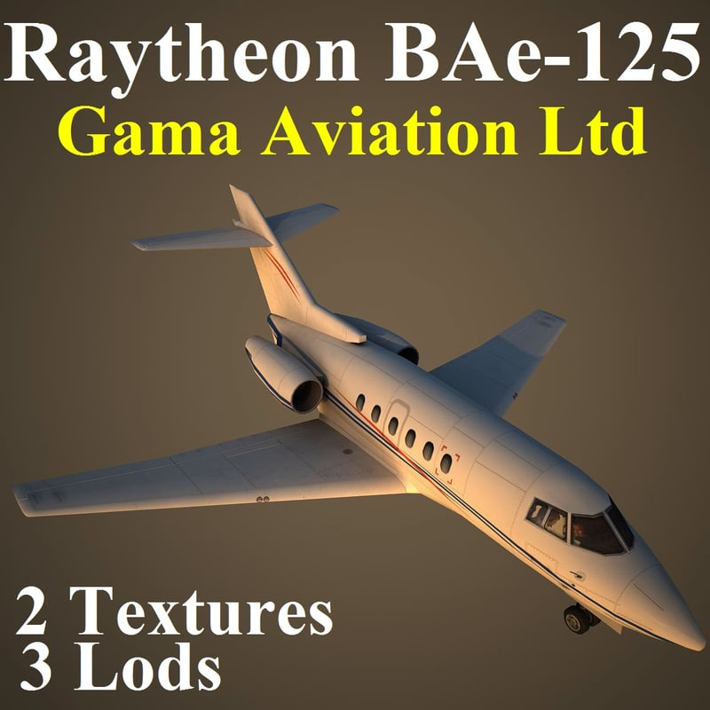 raytheon gma 3d max