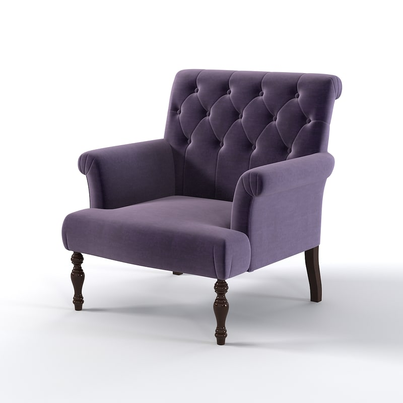 myhouse chair-08126 3d model