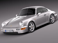 porsche 1990 911 max