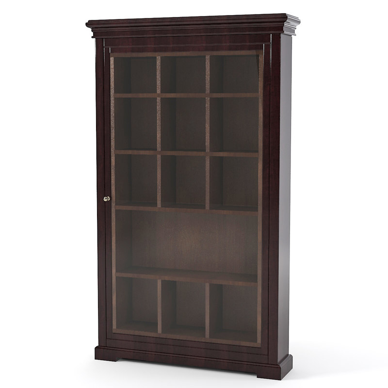 3ds max library cabinet
