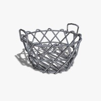 Toy Wire Basket