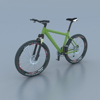 Moutain bike LOD