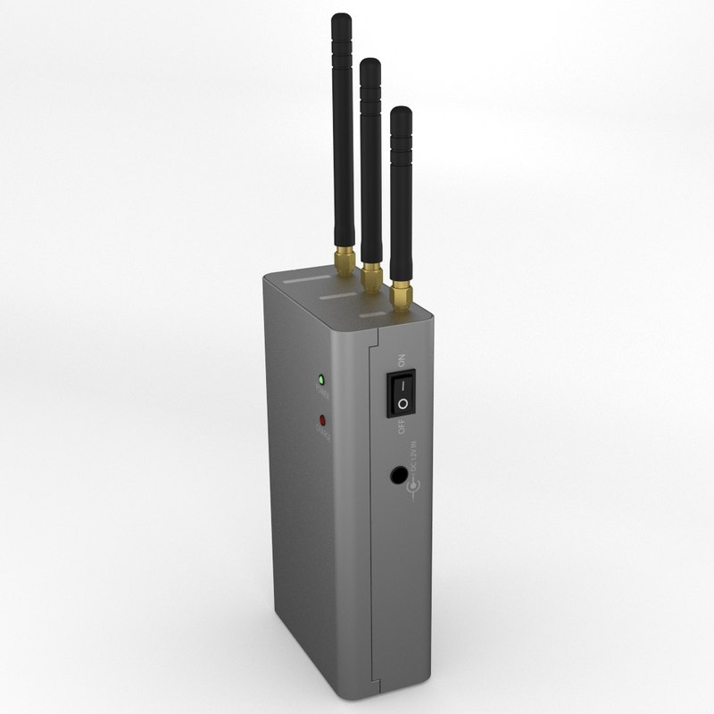 Cell Phone Jammer >> Handheld Cell Phone Jammer