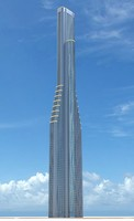 skyscraper nr 5 3d model