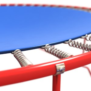 trampoline x