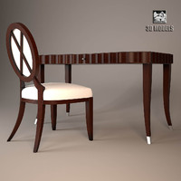 barbara dressing table 3d max