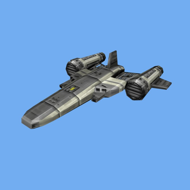 space games 3d model
