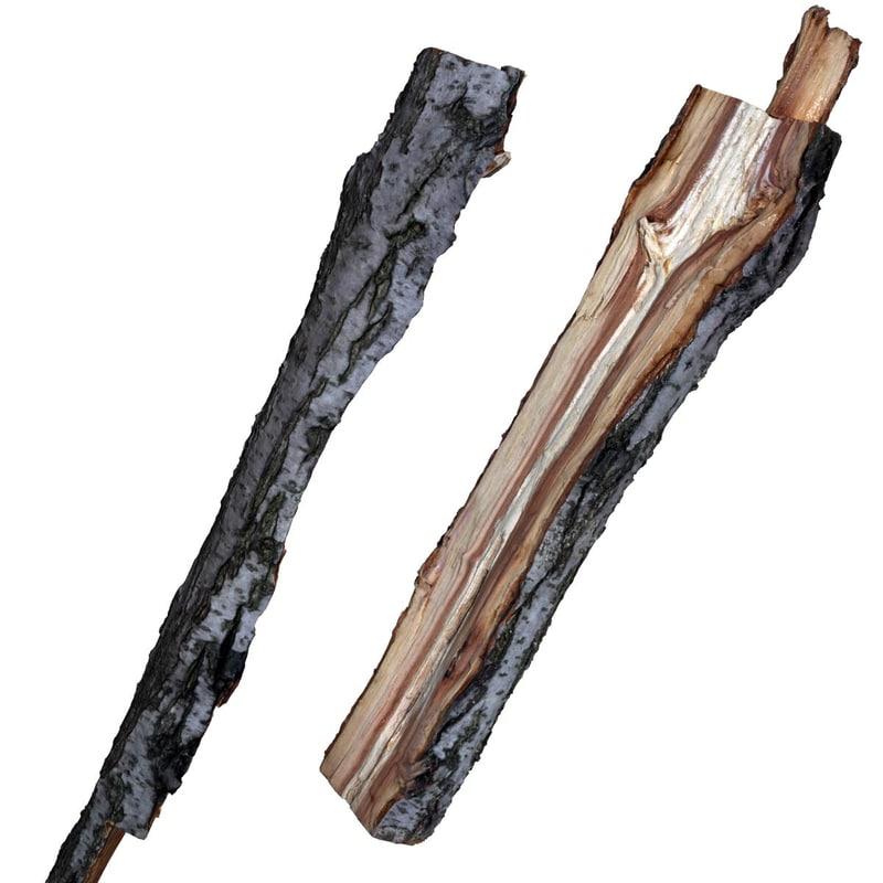 3ds log plum split