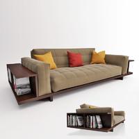 3d sofa book