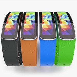 3ds samsung gear fit colors