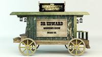 west medicine wagon max