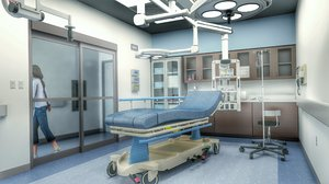 acuity room 3d max
