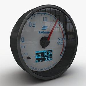 max multi d gauge