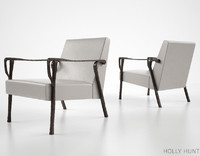 Holly Hunt Dublin Lounge chair