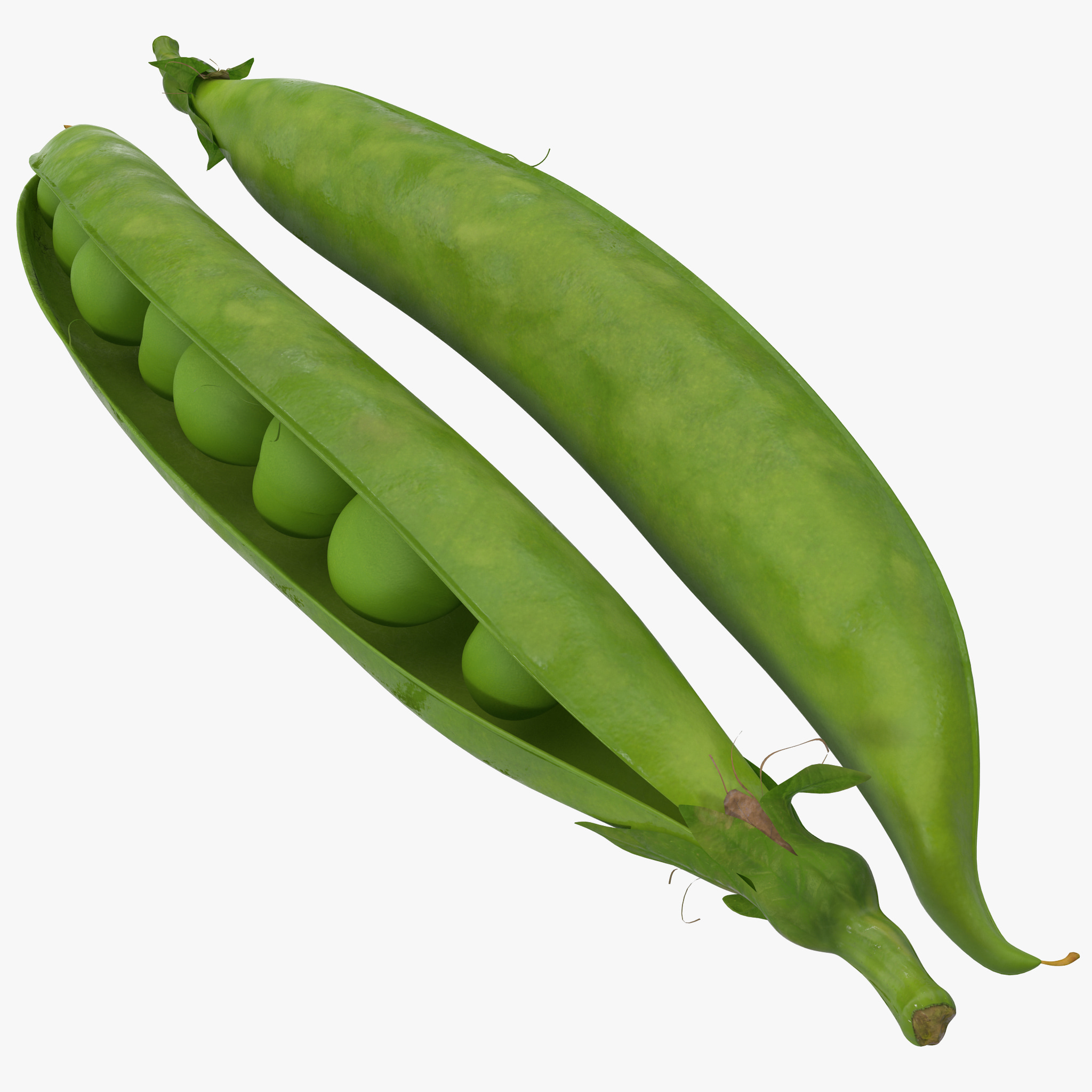 green peas max