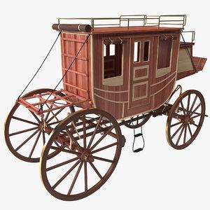 stagecoach coach 3ds