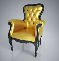classical arm chaire