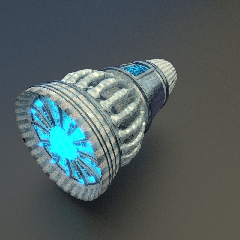 3d model spacecraft stardrive
