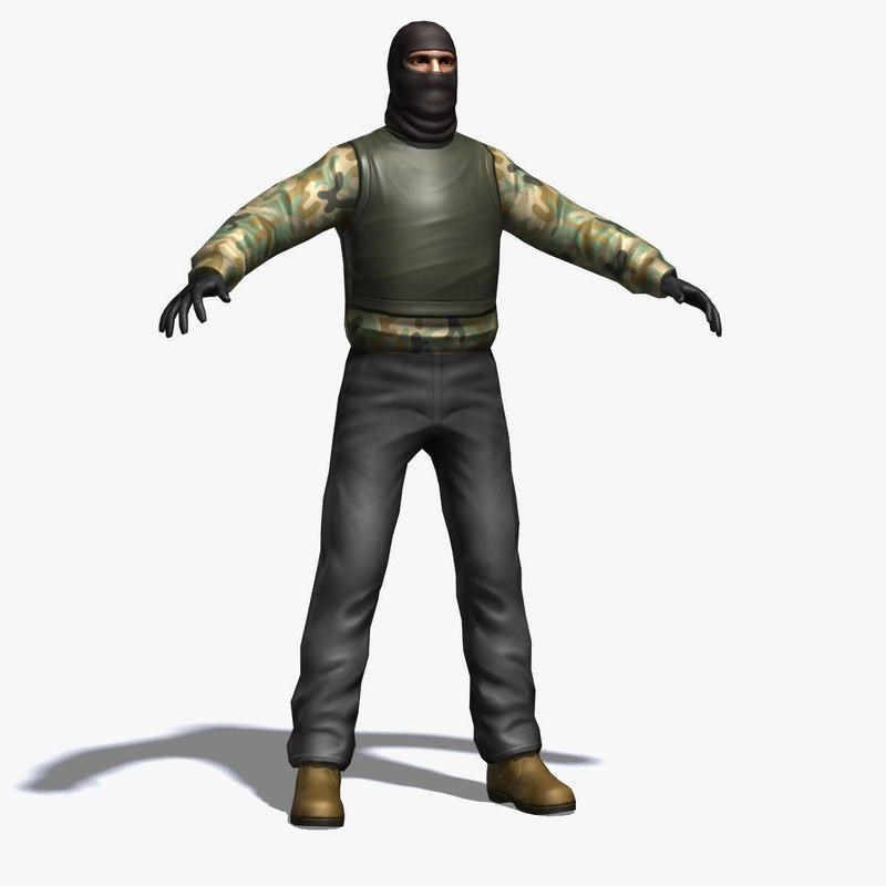 max realistic guerilla