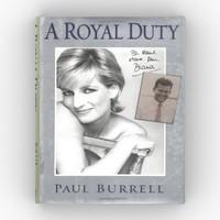 royal dutty book 3d obj