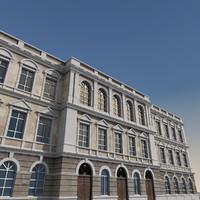 European Building 055