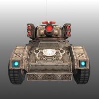 max rts tank