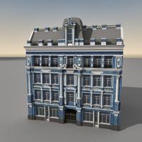 European Building 047