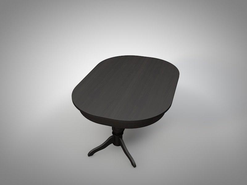 table flamingo 3d model