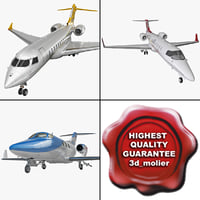 Private Jet Collection