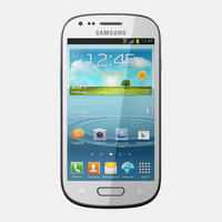 3d model samsung i8200 galaxy s